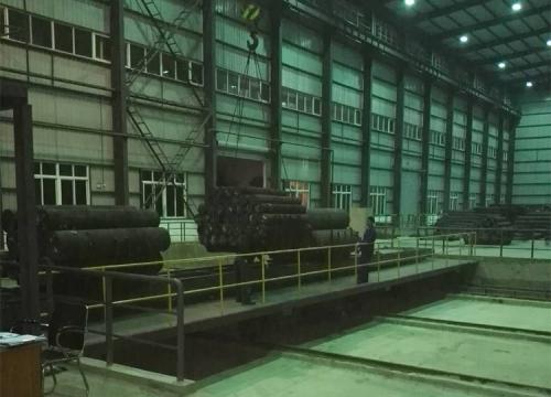 高石墨质炭电极